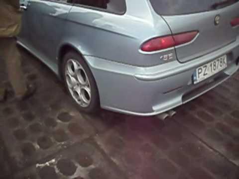 Alfa Romeo 156 3.2 V6 GTA Sportwagon