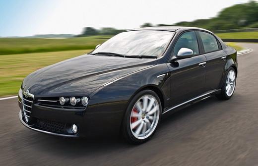 Alfa Romeo 159 SW 2.4 JTDM
