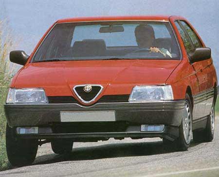 Alfa Romeo 164 3.0 i QV (AG)