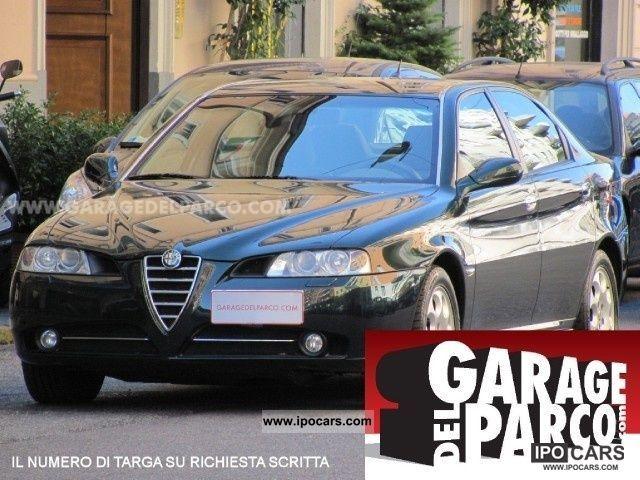Alfa Romeo 166 2.0 Twin Spark 16V Progression