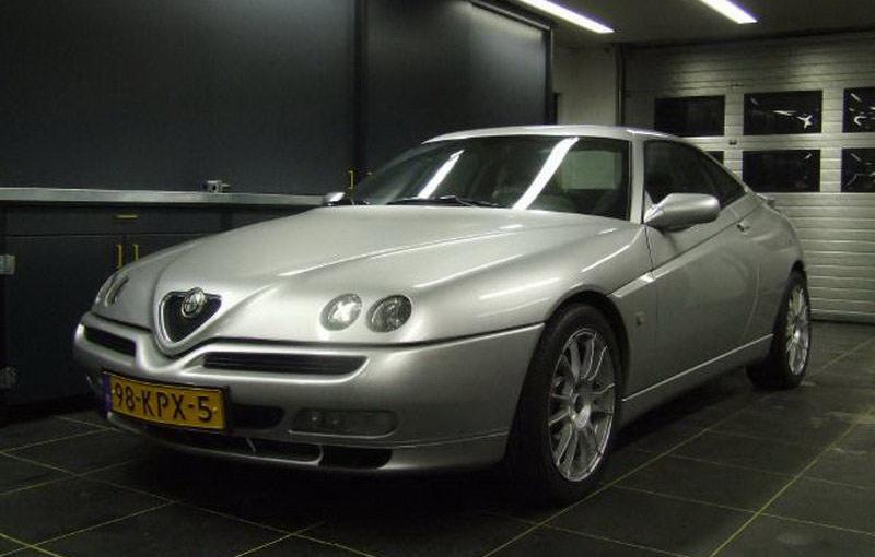 Alfa Romeo 166 3.2 V6