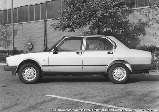 Alfa Romeo 6 2.5 TD