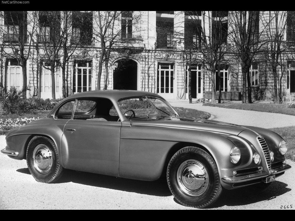 Alfa Romeo 6C 2.3 2300