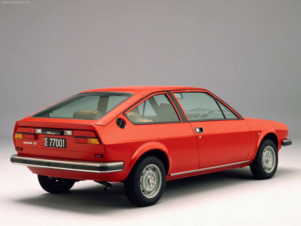 Alfa Romeo Alfasud