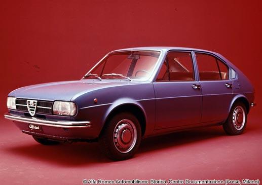 Alfa Romeo Alfasud 1.4 Giardinetta