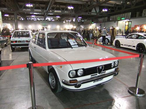 Alfa Romeo Alfasud 1.3 ti (G4)