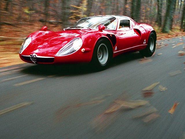 Alfa Romeo Coupe 33