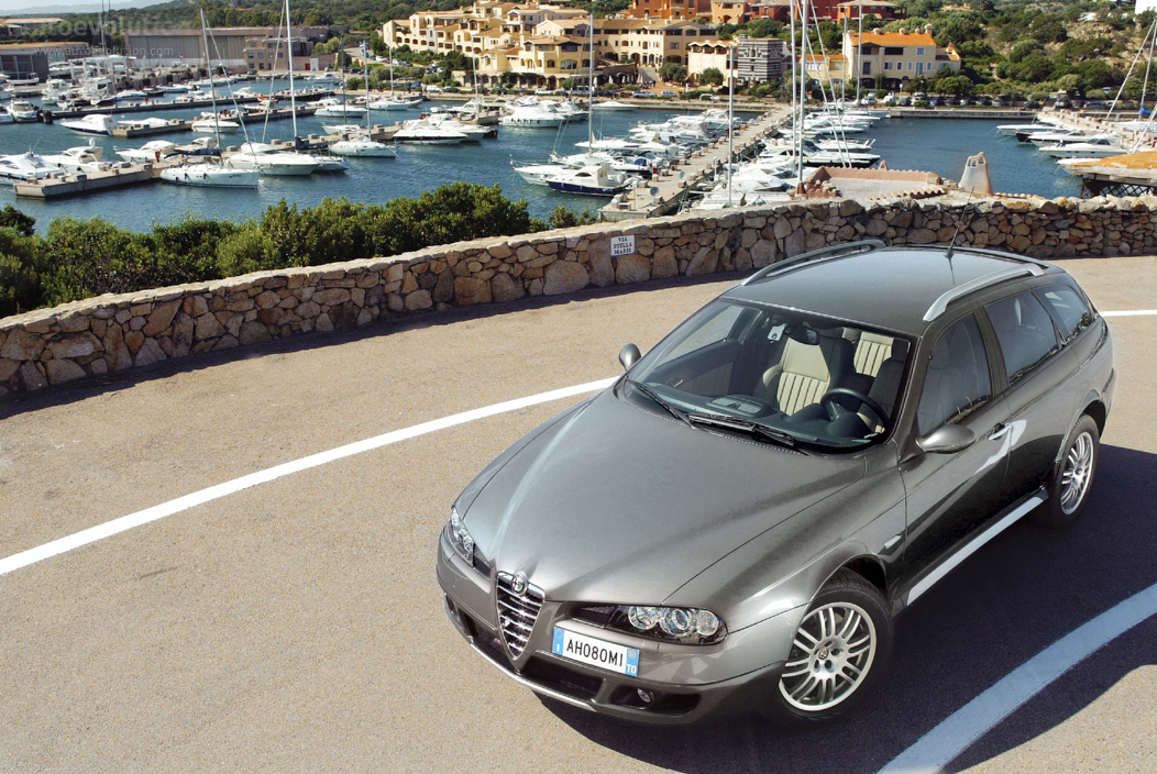 Alfa Romeo Crosswagon Q4