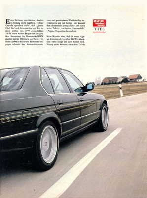 Alpina B11 3.5