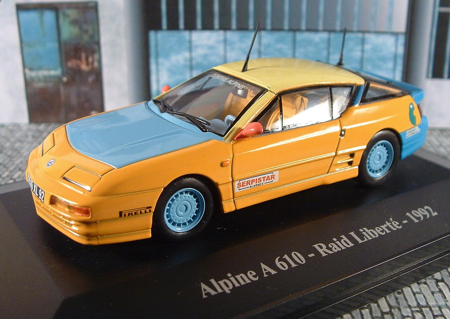 Alpine A 610