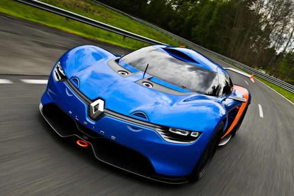 Alpine A110 1.5