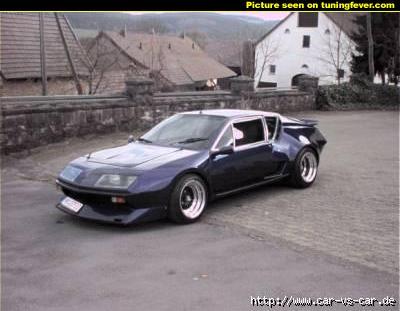 Alpine V6