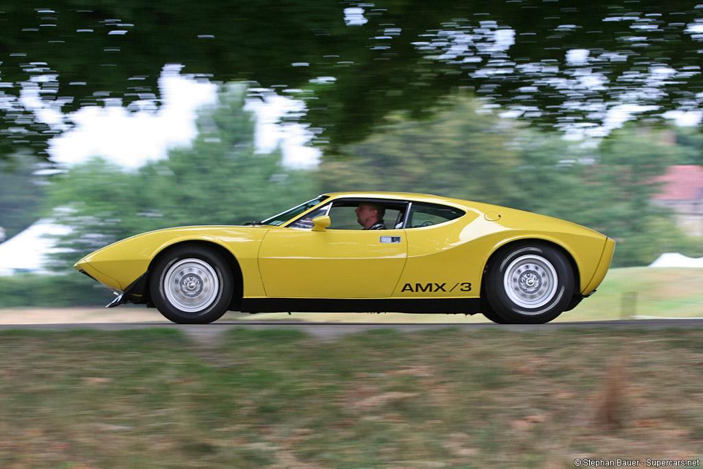 AMC AMX III