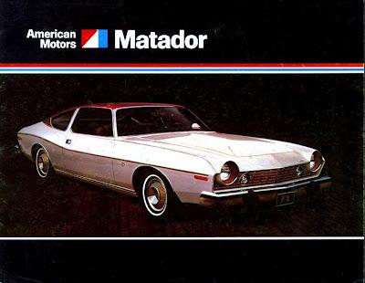 AMC Matador Station Wagon 5.0