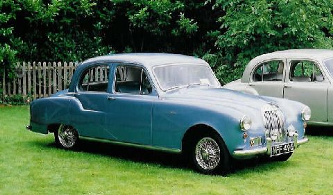 Armstrong Siddeley Sapphire 234