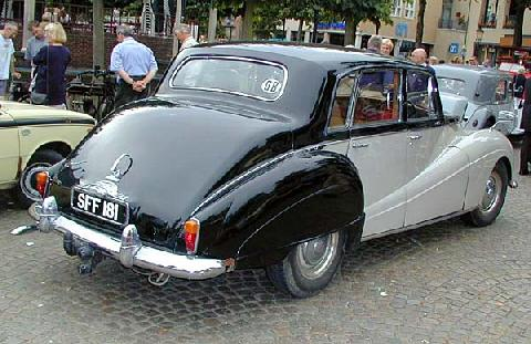 Armstrong Siddeley Sapphire 236