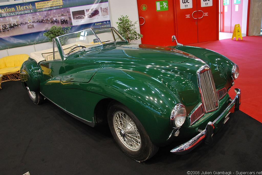 Aston Martin 2-litres Sport