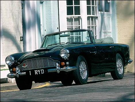 Aston Martin DB4 Cabriolet