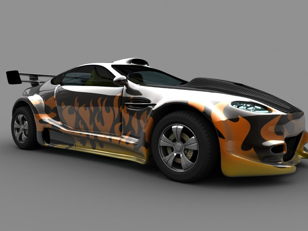 Aston Martin DB7 Cabriolet