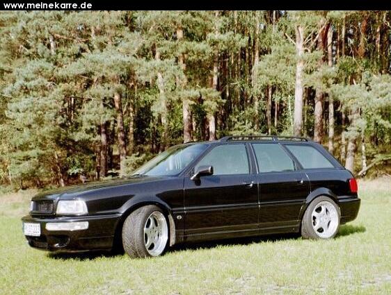 Audi 100 2.3 quattro