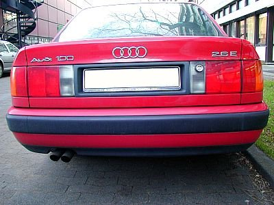 Audi 100 2.6 V6