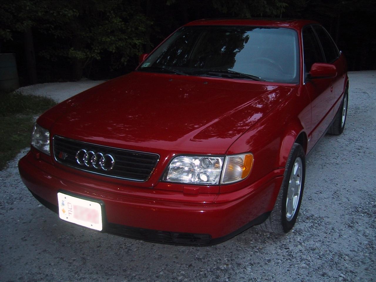 Audi 100 Avant 2.8
