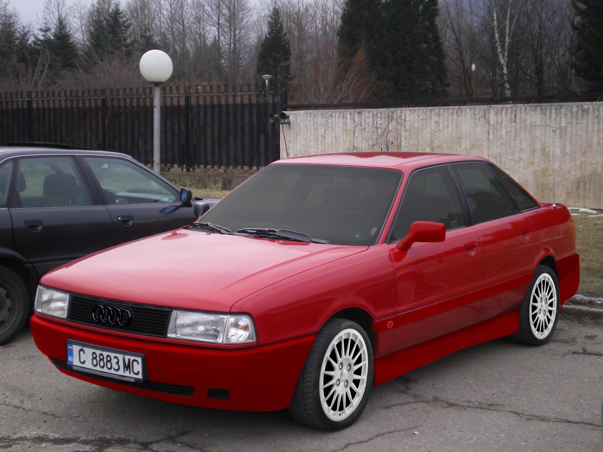 Audi 80 1.8 E