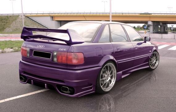 Audi 80 2.6 V6 quattro