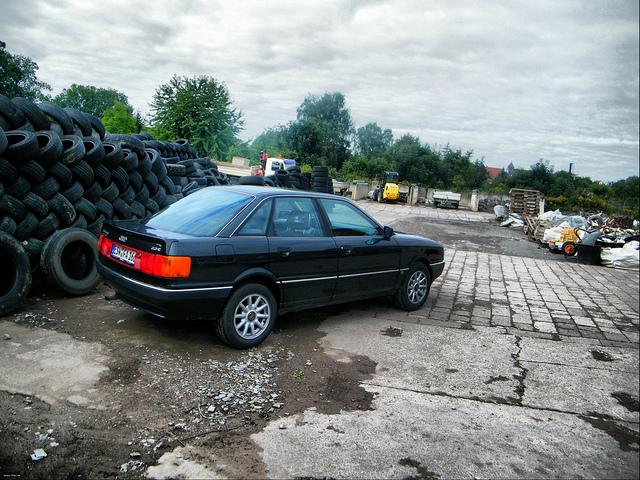 Audi 90 2.3