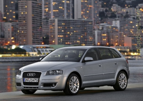 Audi A3 1.4T Sportback Attraction