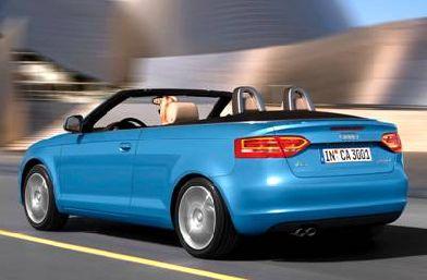 Audi A3 1.6 Cabriolet