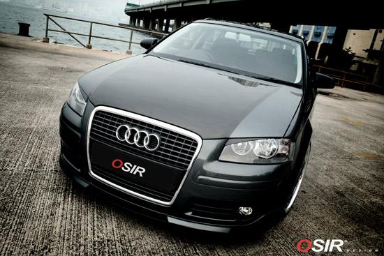 Audi A3 1.6 FSi Attraction