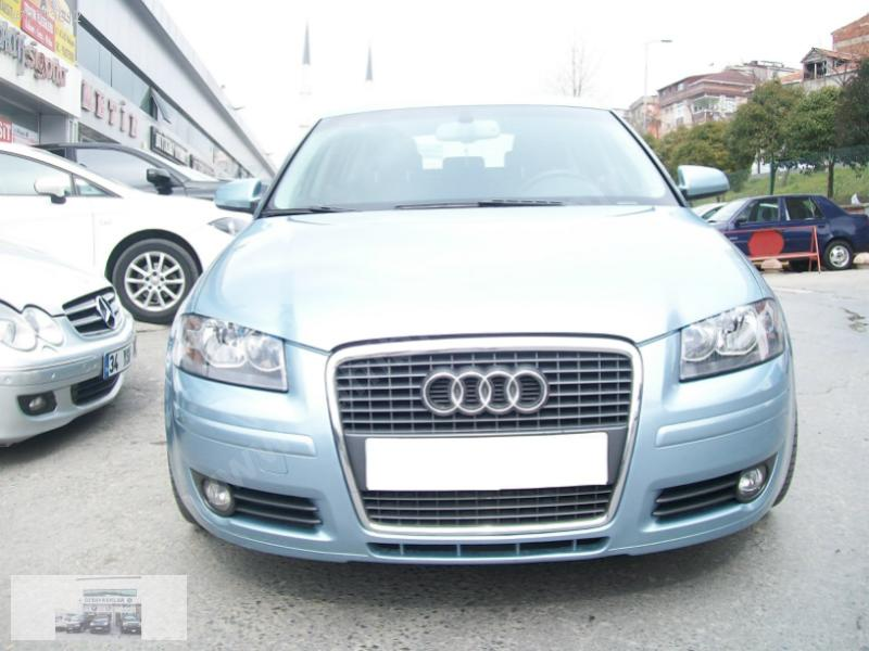 Audi A3 1.6 Sportback Attraction