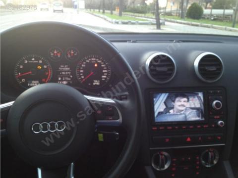 Audi A3 2.0 T FSI Quattro Sportback Ambition