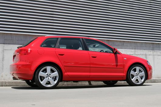Audi A3 2.0 TDi Ambition DSG