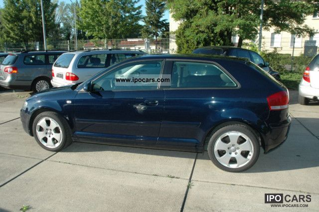 Audi A3 3.2 Quattro Ambition