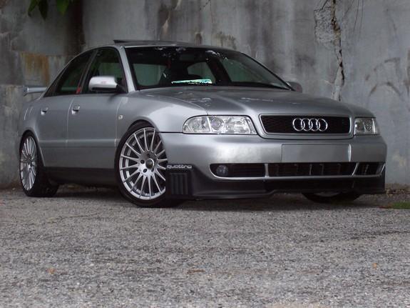 Audi A4 1.8 Quattro