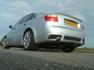 Audi A4 1.8 T Avant Quattro