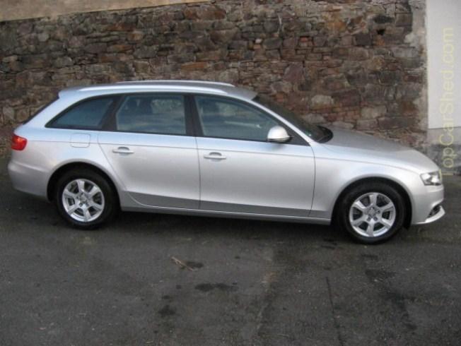 Audi A4 1.8T FSi Attraction Multitronic