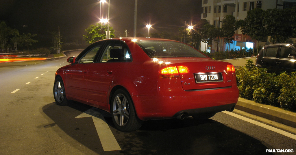 Audi A4 2.0 Multitronic