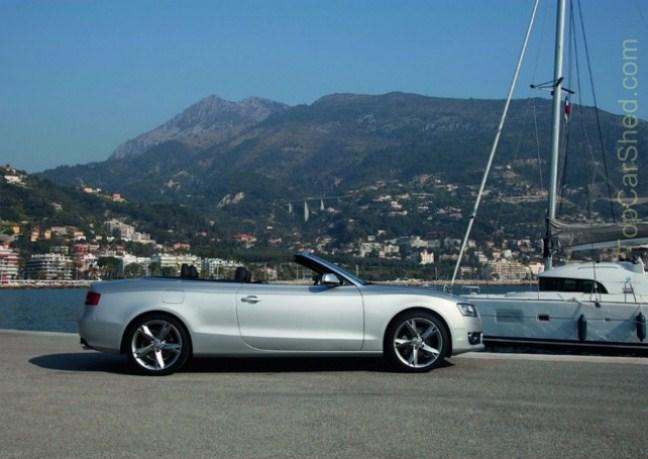Audi A4 2.0 T FSI Cabriolet Multitronic