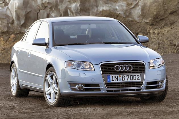 Audi A4 2.0 T FSi Multitronic