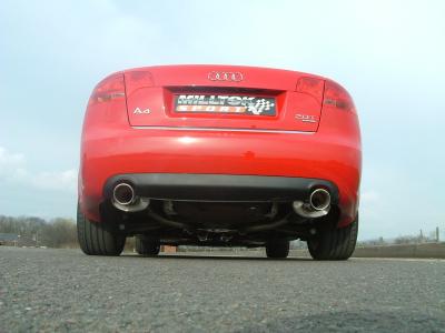 Audi A4 2.0 T FSI Quattro