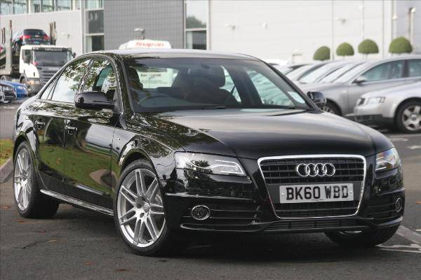 Audi A4 2.0 T Premium