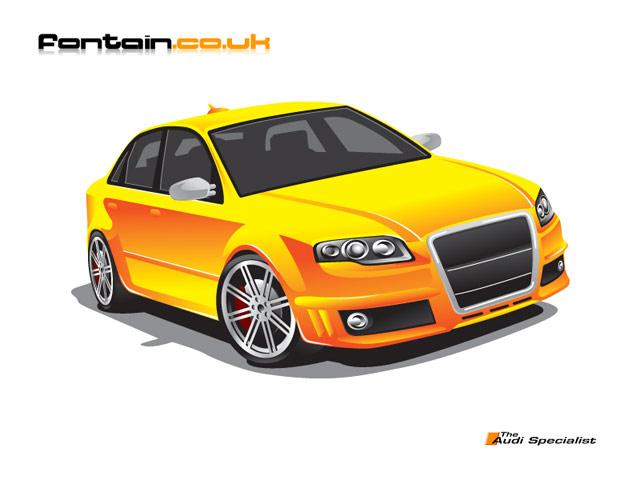Audi A4 2.0T FSi Cabriolet Multi