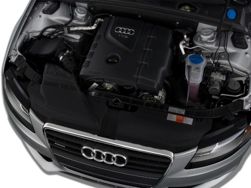 Audi A4 2.8 193hp quattro AT