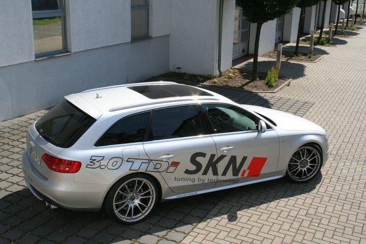 Audi A4 3.0