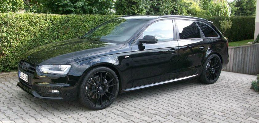 Audi A4 3.0 TDi Quattro Cabriolet DPF