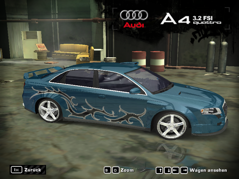 Audi A4 3.2