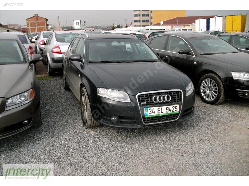 Audi A4 3.2 FSI Quattro Tiptronic